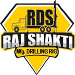 RDS logo Best Drilling Rig Manufacturers in india Amit Rajput 7600898210